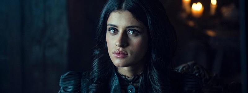 Йеннифэр могла выглядеть иначе в «Ведьмаке»