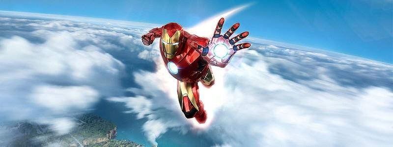 Игра про Железного человека для PS4 перенесена
