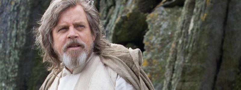 Раскрыта изначальная роль Люка Скайуокера в «Звездных войнах 9»