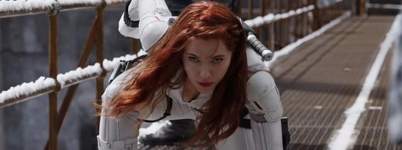 Фигурка раскрыла связь «Черной вдовы» с другим фильмом Marvel