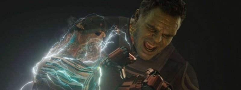 Поврежденная рука Халка могла выглядеть иначе в «Мстителях: Финал»