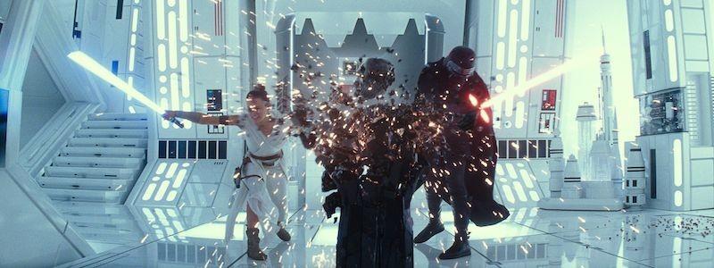 Необычного ситха вырезали из «Звездных войн: Скайуокер. Восход»