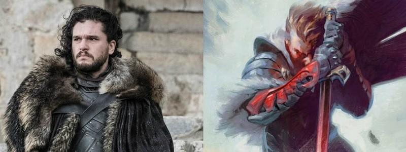 Новые кадры «Вечных» показывают Кита Харингтона в роли Черного рыцаря