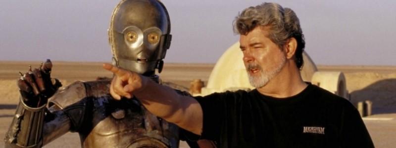 Джордж Лукас может снять новые «Звездные войны», но при одном условии