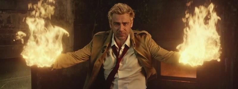 Кто может сыграть Константина в киновселенной DC
