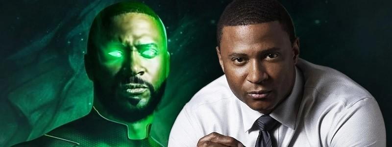Зеленый фонарь появился в финале «Стрелы»