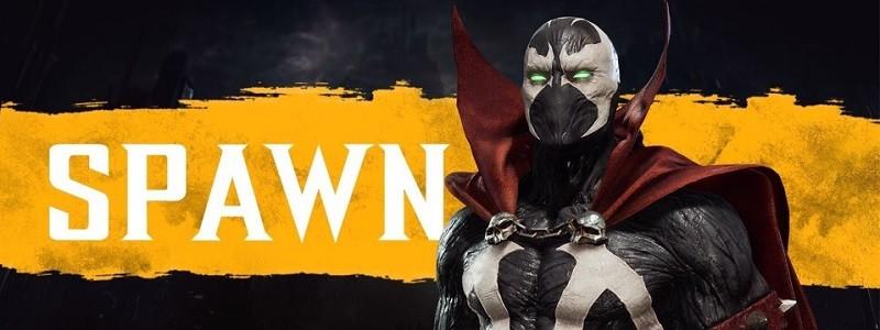Детальный взгляд на Спауна из Mortal Kombat 11