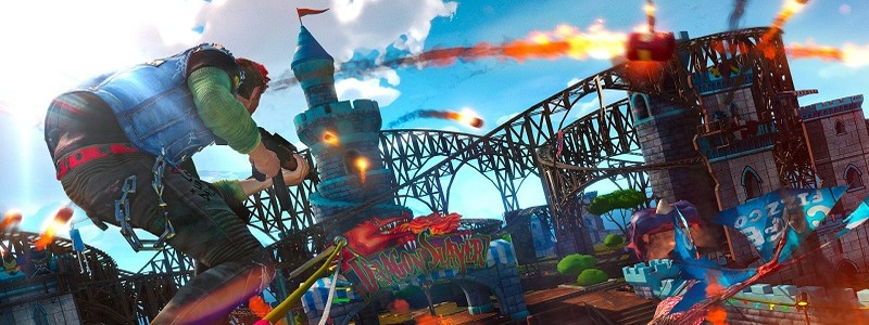 Sunset Overdrive может выйти на PlayStation 4