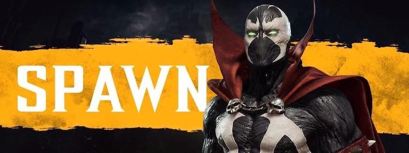 Раскрыта дата показа Спауна из Mortal Kombat 11