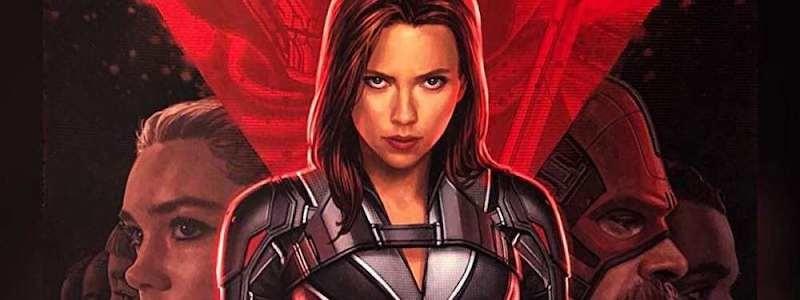 Новый зрелищный трейлер фильма «Черная вдова» с Супербоула