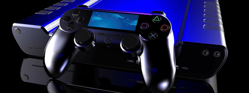 DualShock 5 для PS5 показали в видео