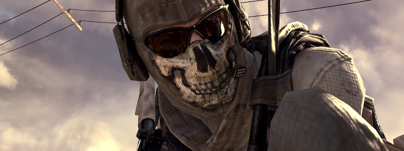 Гоуст вернется во 2 сезоне Call of Duty: Modern Warfare