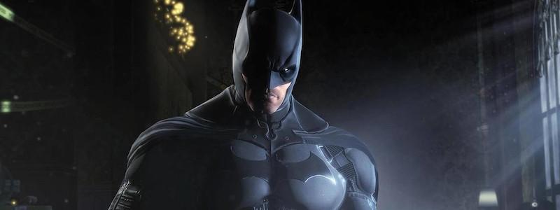 Раскрыт логотип и детали новой игры Batman: Arkham