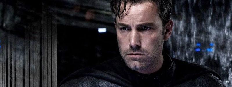 Бен Аффлек прокомментировал возвращение к Бэтмену