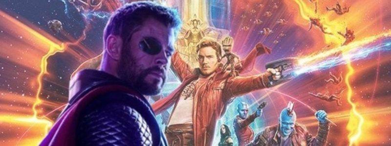 Подтверждено, что Стражи галактики появятся в «Торе 4: Любовь и гром»