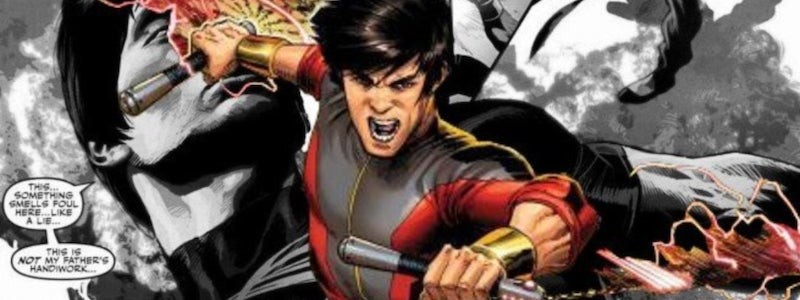 Marvel не отменили съемки фильма «Шан-Чи»