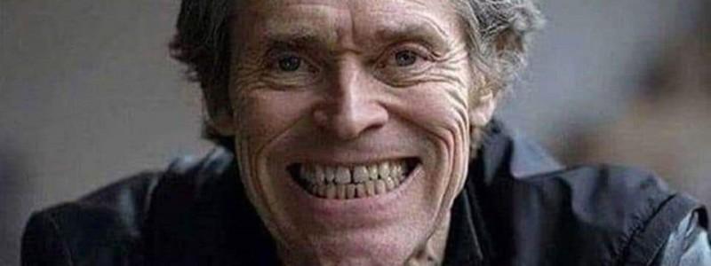 Как Уиллем Дефо выглядит в роли Джокера