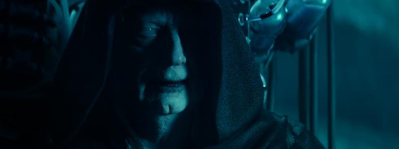 Каким изначально был Палпатин в «Звездных войнах 9»