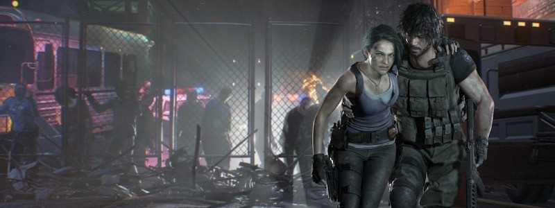 Утекли детали ремейка Resident Evil 3. Немезис, начало и спойлеры