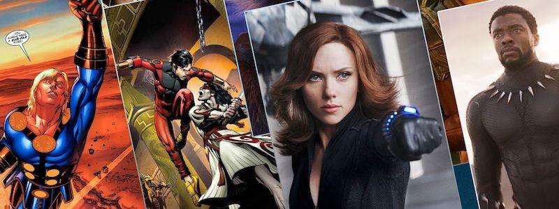 Marvel удалили один фильм с графика премьер