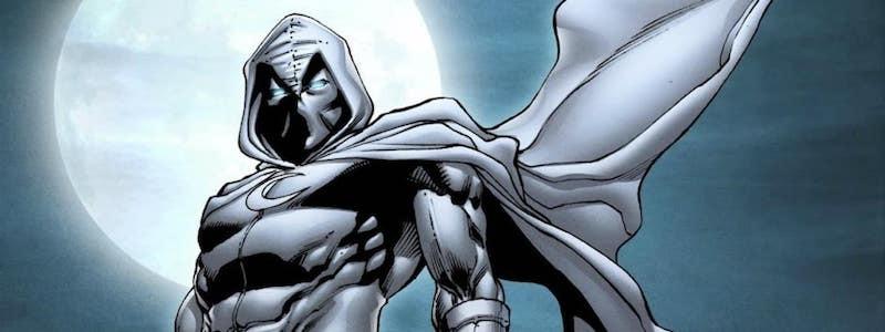 Marvel перенесли сериал «Лунный рыцарь»