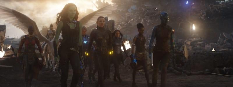 Новые крутые фигурки Капитана Марвел и женщин Мстителей