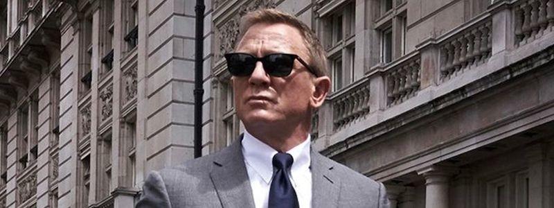 События «007: Не время умирать» могли происходить в голове Бонда