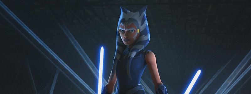Объяснено, почему Асока сменила цвет светового меча в «Звездных войнах»
