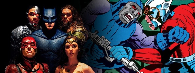 Раскрыт новый персонаж фильма «Новые боги» от DC