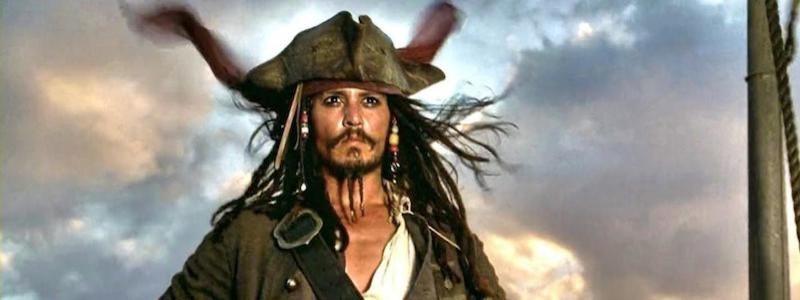 Раскрыта роль Джонни Деппа в «Пиратах Карибского моря 6»