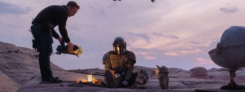 Новый тизер 2 сезона «Мандалорец» намекает на технологический скачок