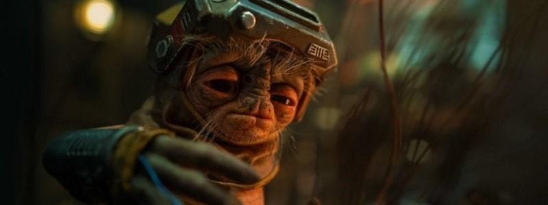 Бабу Фрик мог выглядеть жутко в «Звездных войнах: Скайуокер. Восход»