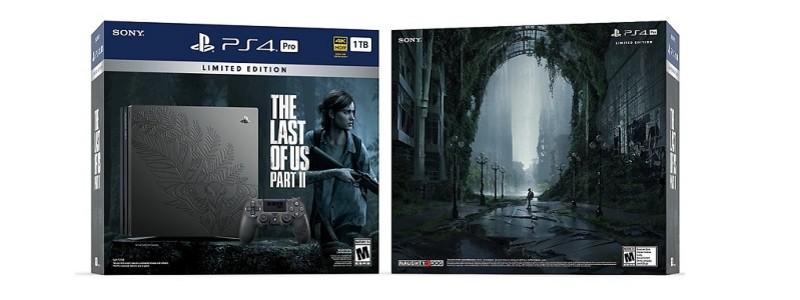 Вы можете купить и выиграть PS4 Pro в стиле «Одни из нас: Часть 2»