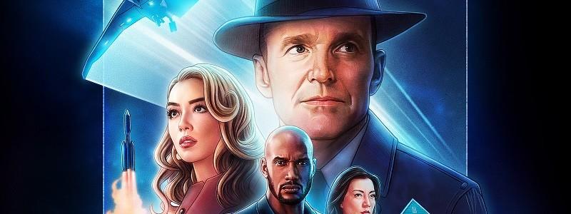 Где смотреть 7 сезон «Агенты Щ.И.Т» онлайн на русском