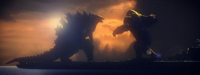 Тизер эпического сражения в «Годзилла против Конга»
