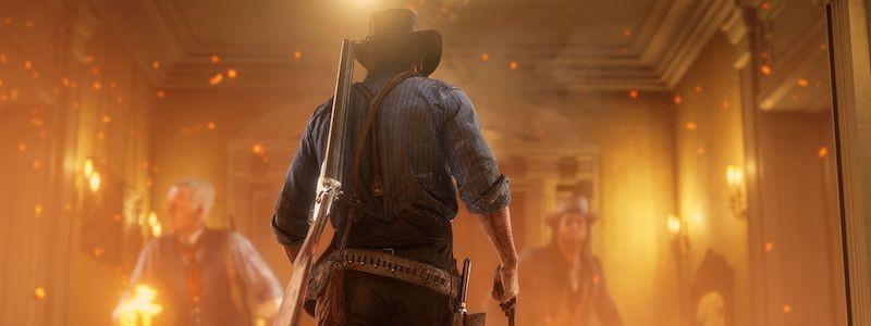 Новый мод Red Dead Redemption 2 позволяет побыть Суперменом Зака Снайдера