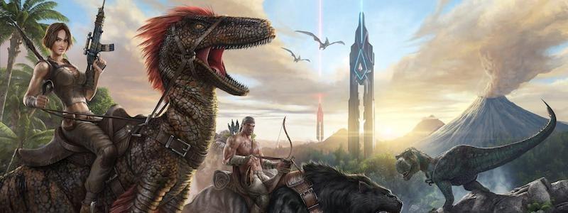 Ark: Survival Evolved можно будет скачать бесплатно в EGS