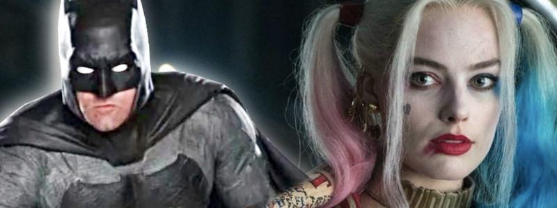 Бэтмен на новом кадре режиссерской версии  «Отряда самоубийц»