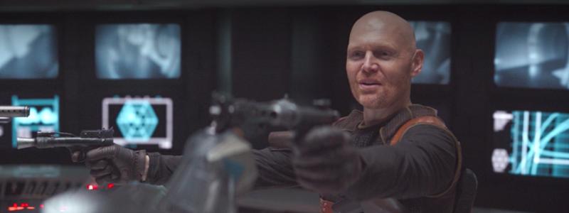 Мэйфилд может вернуться во 2 сезоне «Звездных войн: Мандалорец»