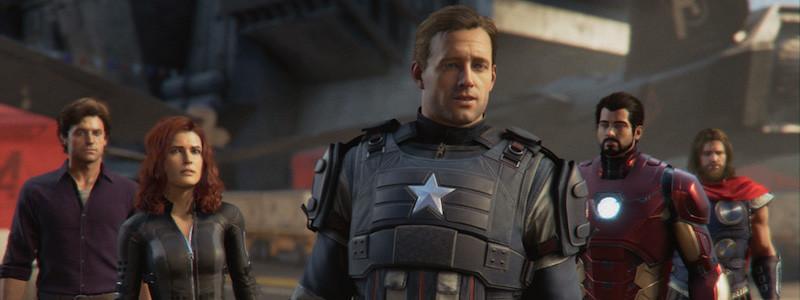 Раскрыт новый взгляд на команду героев Marvel's Avengers