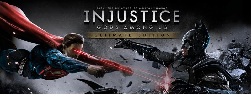 В PS Store можно бесплатно скачать Injustice для PS4