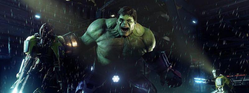 Игра про Мстителей выйдет на PS5 и Xbox Series X. Новые кадры