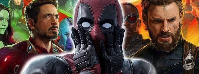 Майкл Бэй снимет фильм «Дэдпул убивает вселенную Marvel»
