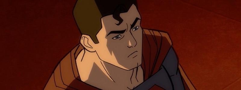 Трейлер фильма «Супермен: Человек из будущего»