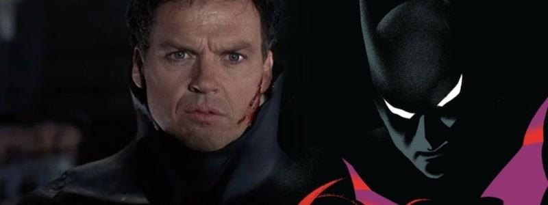 Майкл Китон сыграет Бэтмена в фильме «Бэтмен будущего»