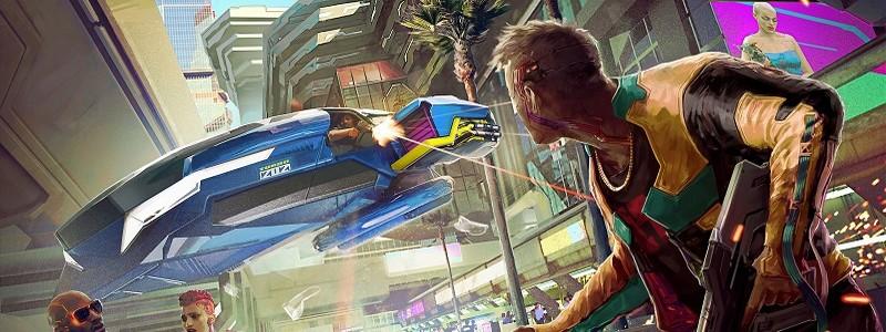 Первые впечатления от Cyberpunk 2077: все не так хорошо