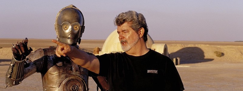 Джордж Лукас забыл исправить одну ошибку в «Звездных войнах»