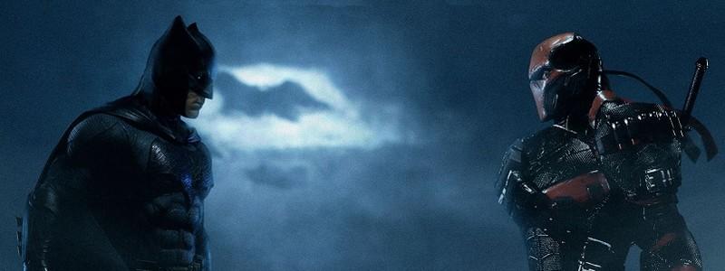 Возвращение Бэна Аффлека к роли Бэтмена на новых постерах от BossLogic