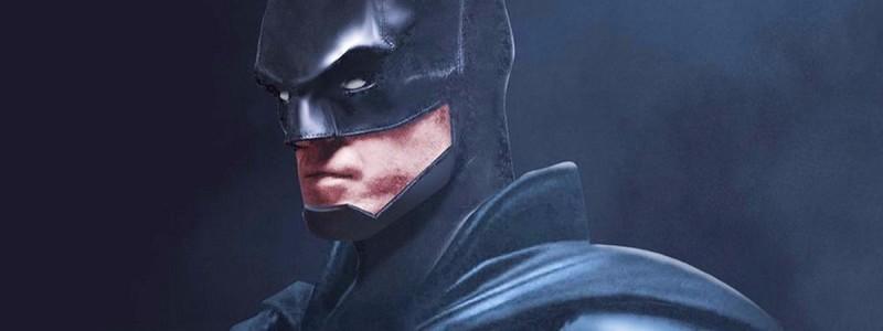 Раскрыт новый костюм Бэтмена