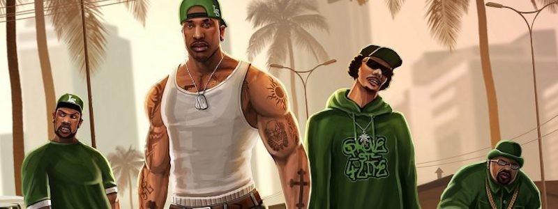Показано, как может выглядеть GTA San Andreas на PS5